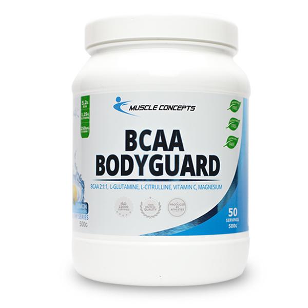 bcaa-bodyguard-500-gram