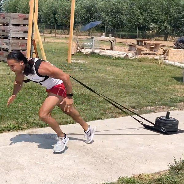 powersled-training